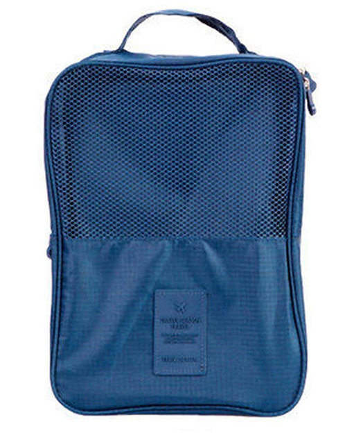 QIANYECAO TRAVEL POUCH BLUE