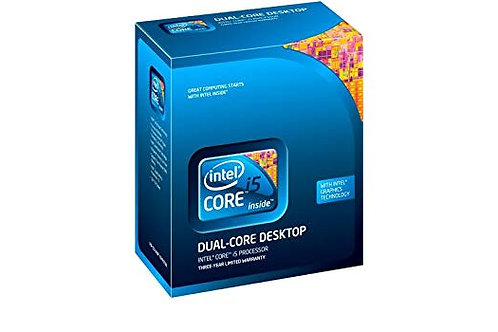 INTEL i5-680 BX80616I5680 DUAL CORE 3.6GHz 4M 1156PIN BOX CPU