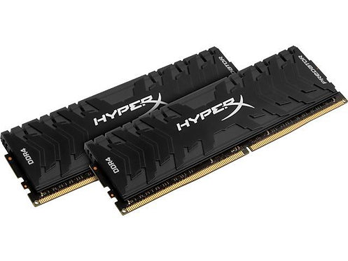 DDR4-3000 32G KIT KINGSTON HX430C15PB3K2/32 HYPERX PREDATOR (2X16G) CL15