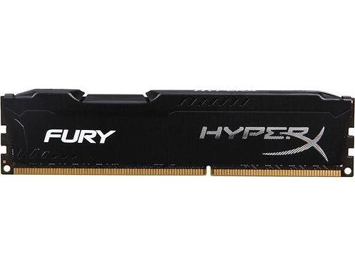 DDR3-1866 8G KINGSTON #HX318C10FB/8 FURY BLACK CL10