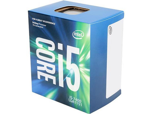 INTEL CI5-7400 BX80677I57400 3GHZ 6M 1151 4CORE 4 THREAD BOX CPU