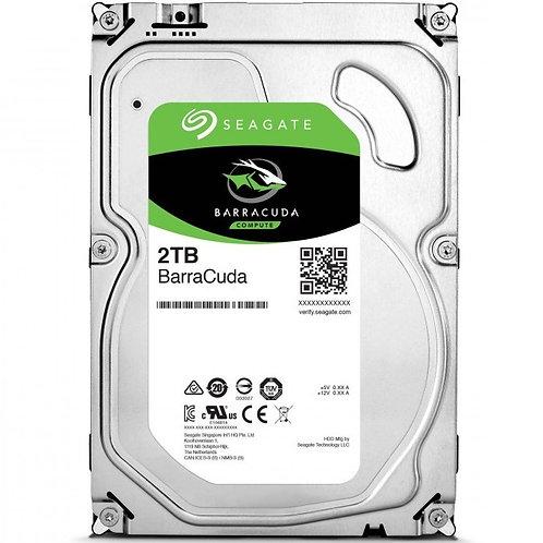 """HDD 2TB SEGATE 3.5"""" ST2000DM008 SATA6.0Gb/s 7200PRM 64GB"""