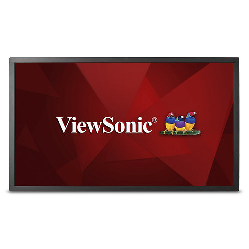 "VIEWSONIC 55"" CDM5500T 10-POINT MULTI TOUCH LED FULL HD DISPLAY"