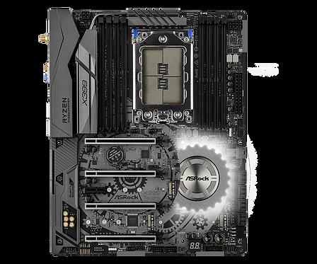 ASROCK X399 TAICHI SOCKET xTR4 6Gb/s USB 3.1 ATX MOTHERBOARD
