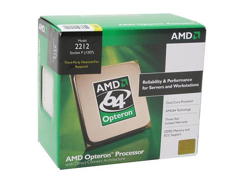 AMD 2212 OPTERON 2GHz 1M BOX CPU