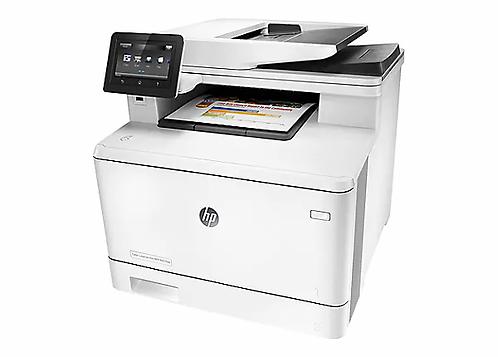 HP LASERJET PRO MFP M477FDW CF379A#BGJ WIRELESS COLOUR PRINTER