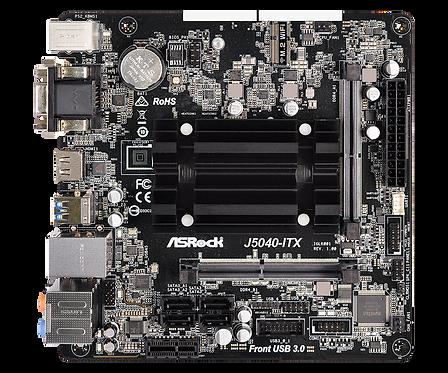 ASROCK J5040-ITX INTEL QUAD CORE J5040 3.2GHz DDR4 SATA3 M.2 MINI ITX