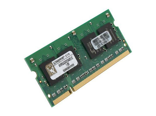 DDR2-533 512M KINGSTON #KVR533D2S4/512 SODIMM