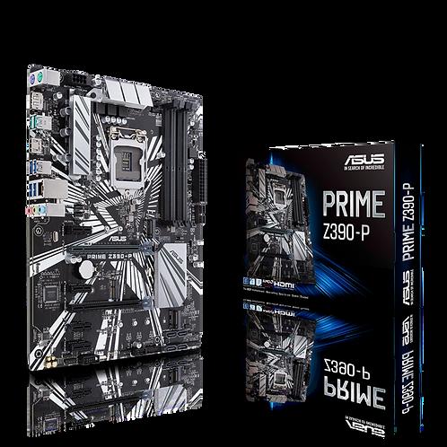 ASUS PRIME Z390-P LGA 1151 DDR4 HDMI M.2 USB3.1 ATX MB