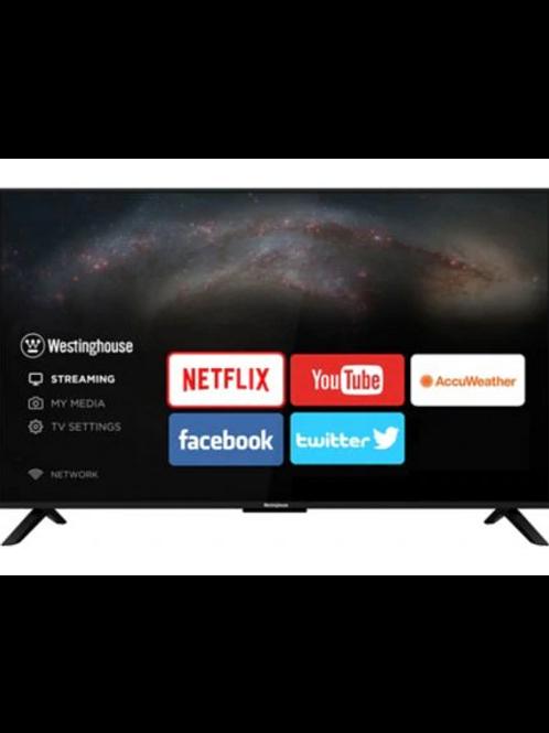 "WESTINGHOUSE 40"" WD40FBR1011080P SMART TV REFUR"