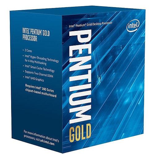 INTEL G6400 PENTIUM GOLD DUAL CORE 4.0GHz 4MB L1200 58W BX80701G6400