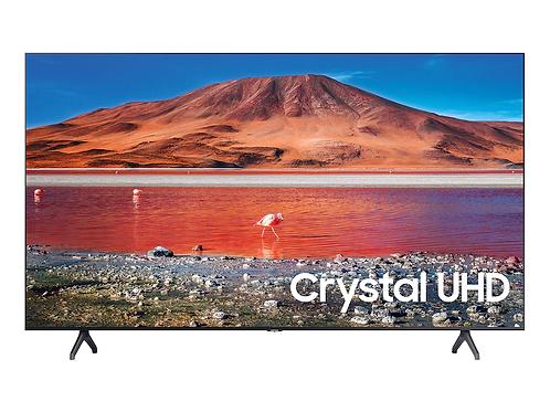 "SAMSUNG 82"" UN82TU7000 4K SMART CRYSTAL UHD TV"