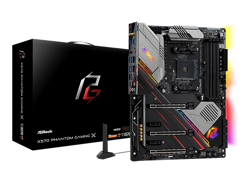 ASROCK X570 PHANTOM GAMING X AM4 AMD X570 SATA 6Gb/s ATX MB