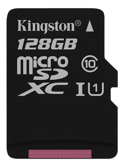 MICRO SDHC 128G KINGSTON C10 W/ ADP SDC10G2/128GBCR