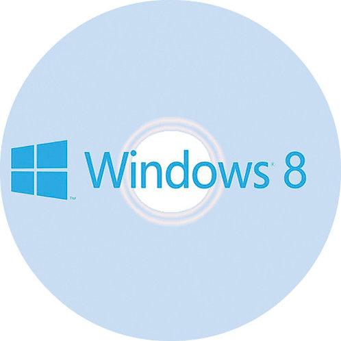 MS W8 PRO 32BIT 1PK DSP OEI DVD FQC-05920