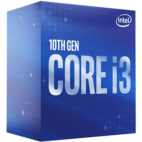INTEL CI3-10320 BX8070110320 3.8/4.6GHZ 8M L1200 65W 4 CORE