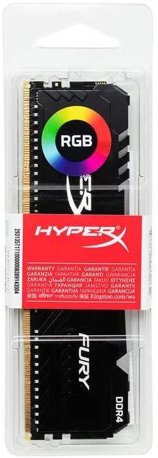 DDR4-3200 16G KINGSTON HX432C16FB3A/16 HYPERX FURY CL16