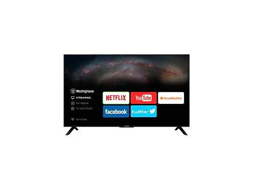 "WESTINGHOUSE 50"" WE50UR4200 4KUHD SMART HDTV, REF 3MW"