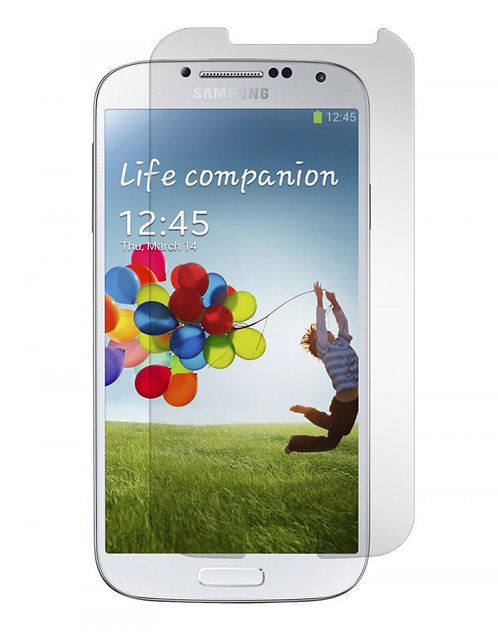 SCREEN PROTECTOR TEMPERED GLASS FOR SAMSUNG S4