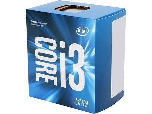 INTEL CI3-7100 BX80677I37100 3.9 GHZ 3M 1151 2CORE 4THREAD BOX CPU