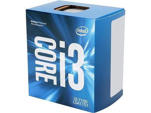 INTEL CI3-7100 BX80677I37100 3.9 GHZ 3M 1151 2CORE 4THREAD BOX CPU