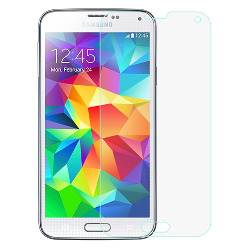SCREEN PROTECTOR TEMPERED GLASS FOR SAMSUNG S5