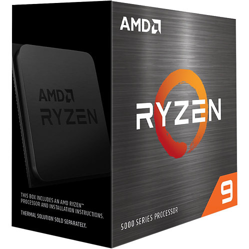 AMD RYZEN 9 5900X 3.47/4.8GHZ AM4 105W 100-100000061WOF