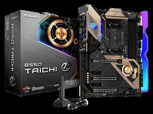 ASROCK B550 TAICHI AMD B550 AM4 SATA3 USB3.2 M.2 WIFI ATX MB