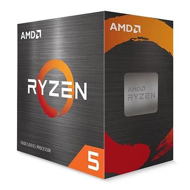 AMD RYZEN 5 5600X 3.7/4.6GHZ AM4 65W 100-100000065BOX