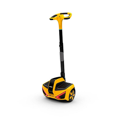 Inmotion SCV-R1EX electric self-balancing sensor controlled vehicle (yellow