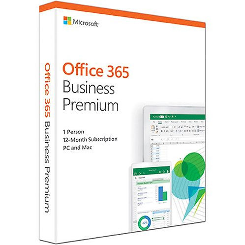 MS OFFICE 365 BUSINESS PREMIUM KLQ-00378 1YR 1U