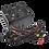 Thumbnail: EVGA 500BR, 80 PLUS BRONZE 500W 100- BR-0500-K1