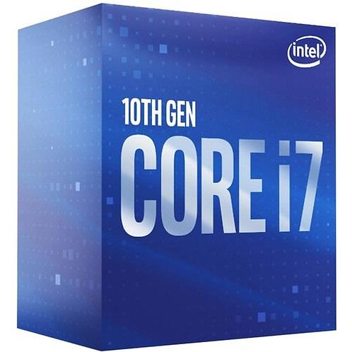 INTEL CI7-10700 BX8070110700 2.9/4.8GHZ 8CORE 65W L1200