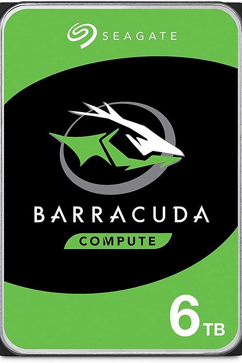 """HDD 6TB SEAGATE 3.5"""" (RECERT) ST6000DM003 SATA6.0Gb/s 5400PRM 256MB"""