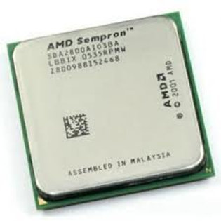 AMD-SAMPRON 2800 OEM CPU