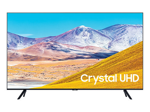 "SAMSUNG 85"" UN85TU8000 4K SMART LED TV"