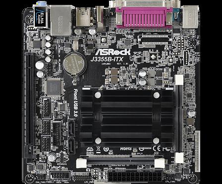 ASROCK J3355B-ITX INTEL J3355 2.5GHz DDR3 MINI ATX MB
