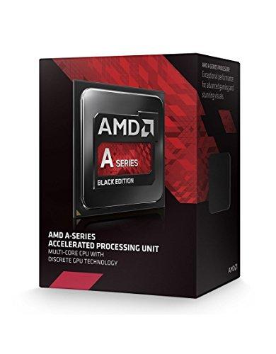 AMD-A8 X4 7650K 3.3/3.7GHz 4M 95W R7 FM2+ W/ QUIET FAN AD765KXBJASBX CPU