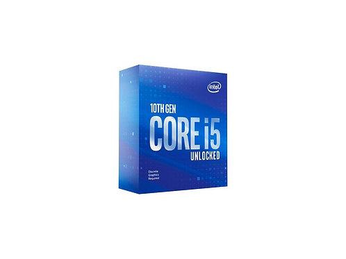INTEL Ci5-10600K BX8070110600K 4.1/4.8GHZ 6 CORE 125W L1200