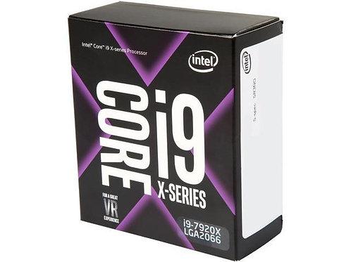 INTEL CI9-7920X BX80673I97920X 2.9 /4.3GHZ LGA2066 140W BOX CPU