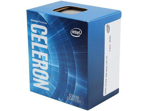 INTEL G3930 CELERON DUAL CORE 2.9GHz 2MB 1151PIN BOX CPU