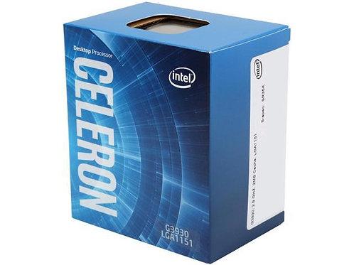 INTEL G3930 CELERON DUAL CORE 2.9GHz 2MB 1151PIN BOX CPU