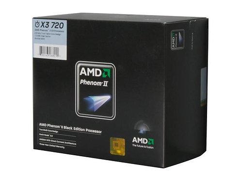 AMD-PHENOM II X3 720 2.8GHz 1.5M 95W AM3 BOX CPU
