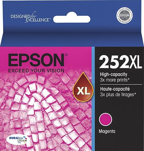 EPSON 252XL MAGENTA INK CARTRIDGE T252XL320