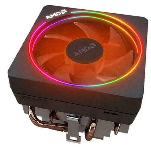 AMD RYZEN RGB COOLERr WRAITH PRISM LED RGB AM4 COOLER FAN FN-AMD-712-000075