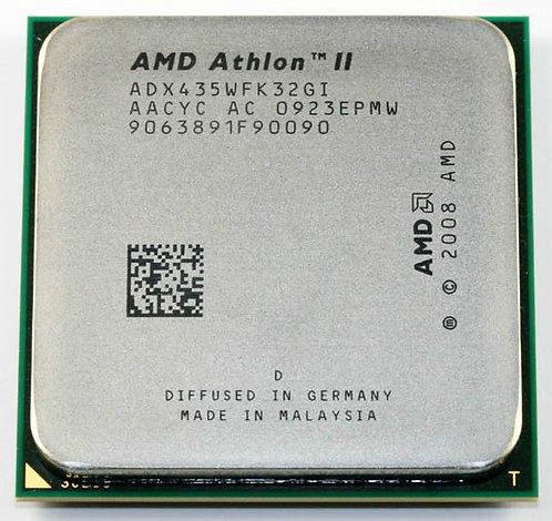 AMD-ATHLON II X3 435 2.9GHz 1.5M 95W AM3 BOX CPU
