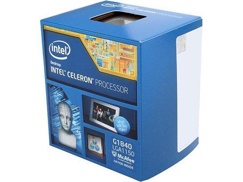 INTEL G1840 CELERON 2.8GHz 2MB 1150PIN BOX CPU