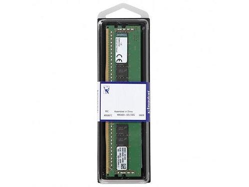 DDR4-2666 8G KINGSTON CL19 1.2V KVR26N19S8/8