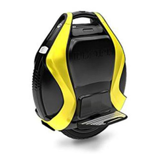 INMOTION V3 TWIN WHEEL SELF-BALANCING ELECTRIC UNICYCLE YELLOW (TEST)