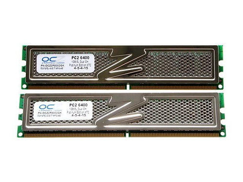 DDR2-667 1G KIT OCZ